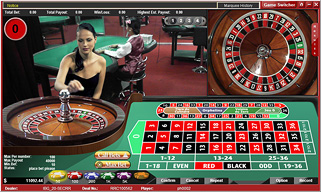 entwinetech Big Screen Roulette